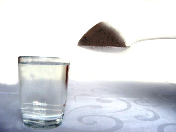 Café na medida - proporção