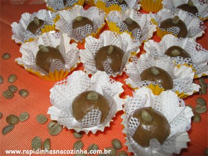 Brigadeiro de Café Com Chocolate